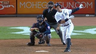 A-Rod launches a go-ahead grand slam