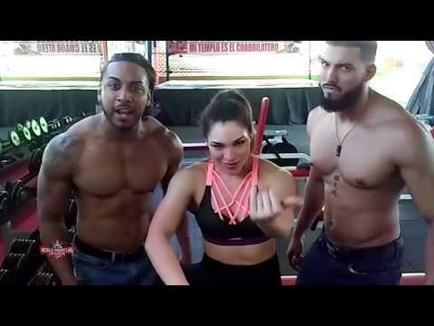 WWL War In The West - L.A.X. vs Mike Mendoza, Angel Fashion & Vanilla Vargas