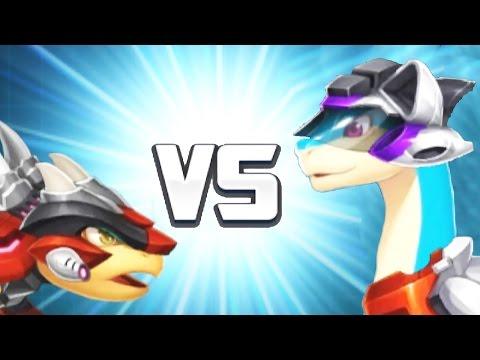 Dinobot: Brachiosaurus Vs Ankylosaurus + Team Fight | Eftsei Gaming