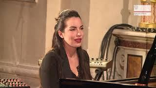 2019 - Leszek Możdżer i Gloria Campaner,. Koncert Rzym, 15 maja 2019/ Concerto Roma, 15 maggio 2019