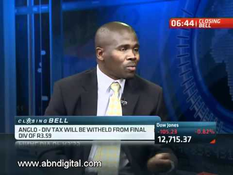 Anglo American Dividend Tax with Zweli Mabhoza and Vasilis Gerasis