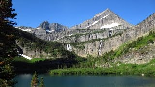 Glacier National Park Backpacking Trip