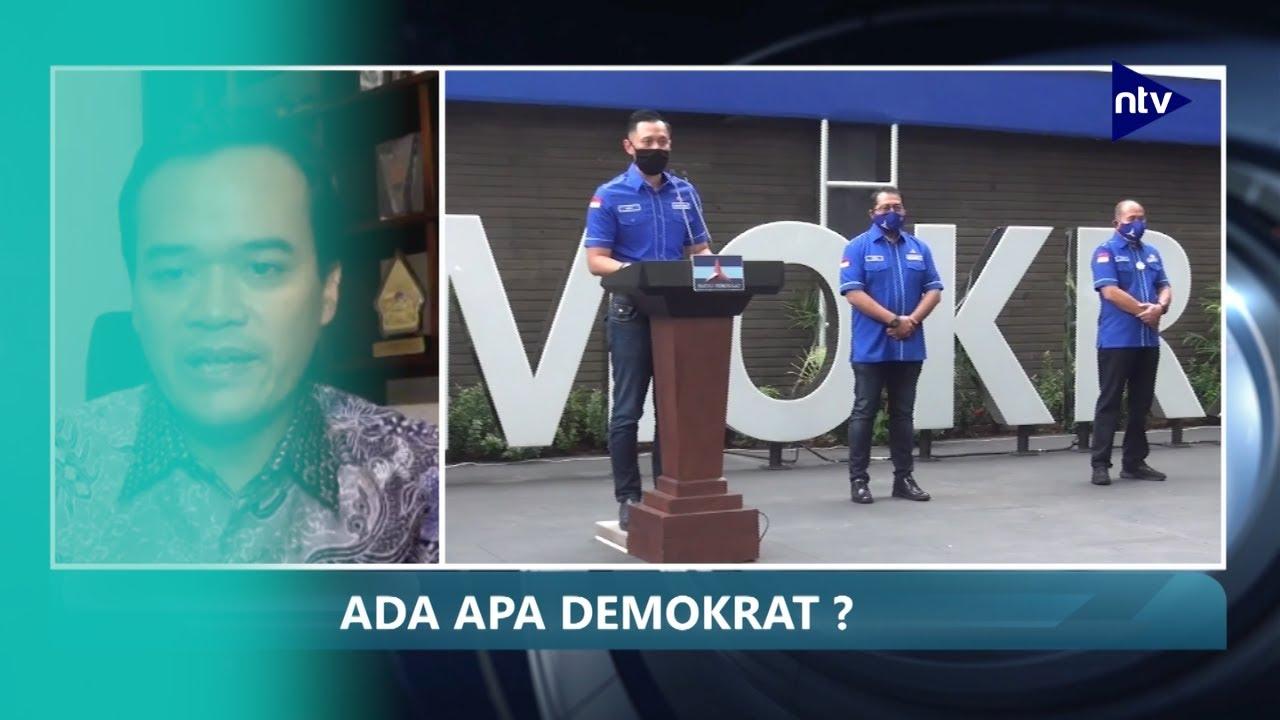 Analis: Jokowi Tidak Perlu Komentari Isu Kudeta di Partai Demokrat