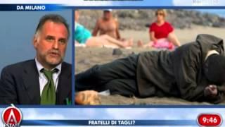 #Garavaglia, l'invasione di #clandestini sta mettendo in ginocchio gli enti locali