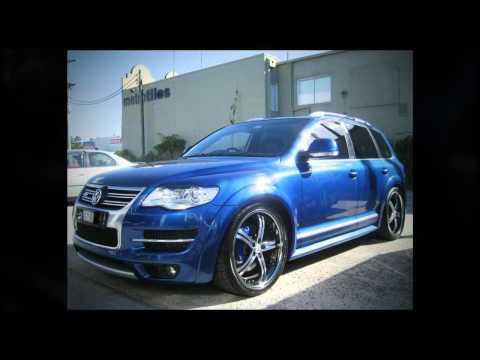 F1 Wheel & Tyre: VW TOUAREG R50 custom rims 22 inch Lexanis