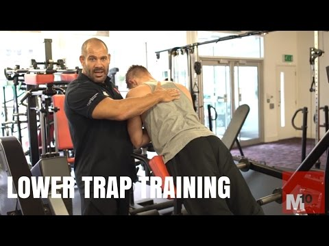 Training The Lower Traps