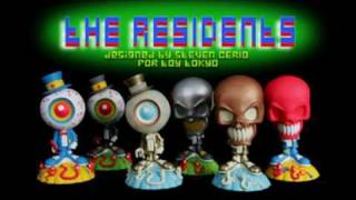 The Residents - Day 6 (Edit) - Toys designed by Steven Cerio