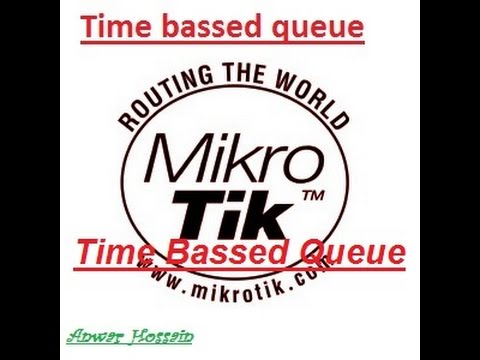 How to Create Time Bassed Queue on MikroTik (day/night)
