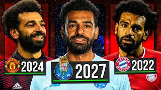 I REPLAYED the Career of MOHAMED SALAH... FIFA 21 Player Rewind