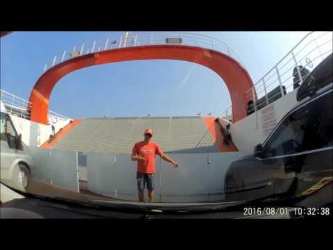 thassos get ferry