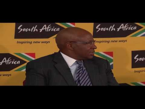 Road to Kigali Southern Africa:   How to position SADC economies to be competitive?