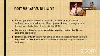 \Bilimin Doğası ve Bilim Tarihi\ -Prof. Dr. Behiye AKÇAY
