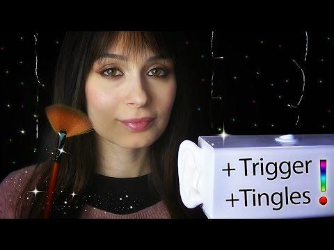 SPERIMENTA QUESTI SUONI E SUSSURRI RILASSANTI! 🎧 BINAURAL ASMR Trigger tag 😪💤