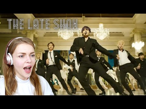 They know how to switch it up! BTS Perform 'Butter' @ The Late Show   Reaction & Commentary