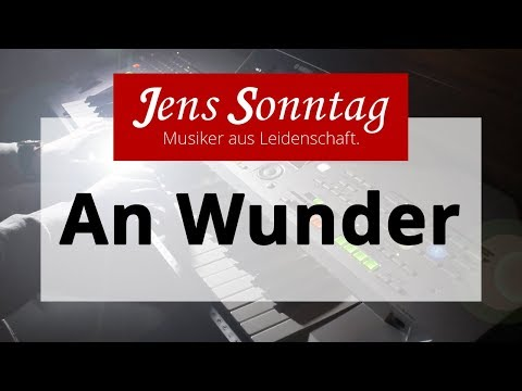 An Wunder | Wincent Weiss | Instrumental-Cover