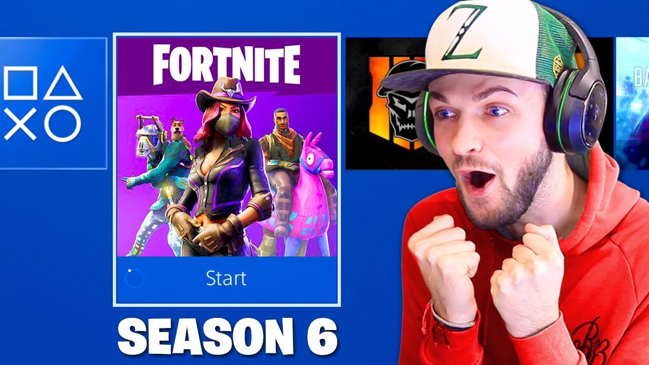 THIS is Fortnite: Season 6!