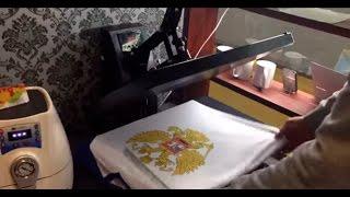 Печать на футболках методом сублимации. Обзор Printari.ru(Обзор печати на футболках методом сублимации. Печатаем футболки любых тиражей от 1 шт. Только качественные..., 2015-02-22T19:38:39.000Z)