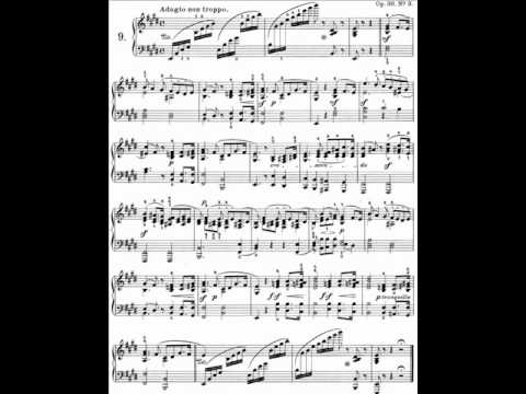 Barenboim plays Mendelssohn Songs Without Words Op.30 no.3 in E Major