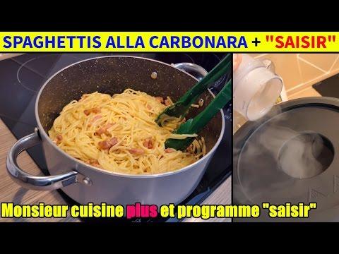 Monsieur Cuisine Plus πλήκτρο σοταρίσματος Review Youtube