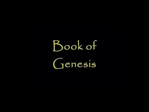 Book of Genesis Audio Bible