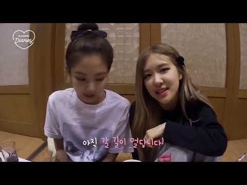 [Озвучка by Kira Love] BLACKPINK - 'BLACKPINK DIARIES' EP.7