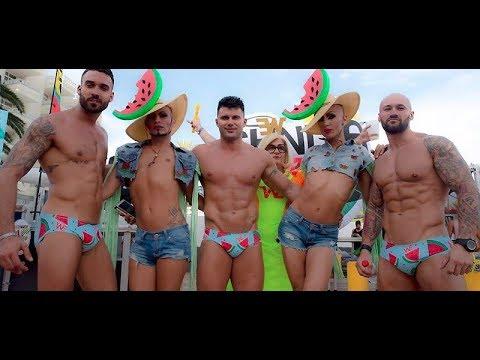 Set Circuit Gay Musica de Antro - Lo Mas Nuevo 2018 + DJ S.R. YONY.