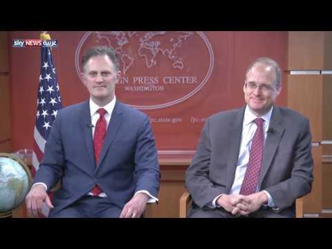 واشنطن تتعهد باستخدام كل الأدوات اللازمة لتفكيك شبكات تمويل ميليشيات حزب الله  - نشر قبل 3 ساعة