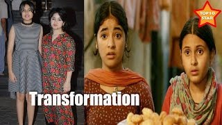 DANGAL Movie Girls Transformation | Geeta Babita Unseen Real Life Pictures