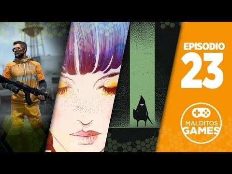 Malditos Games 23: Below, GRIS, CSGO: Danger Zone, Kingdom Two Crowns thumbnail