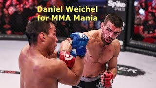 "Daniel Weichel Interview Before ""Pitbull vs Weichel 2"""