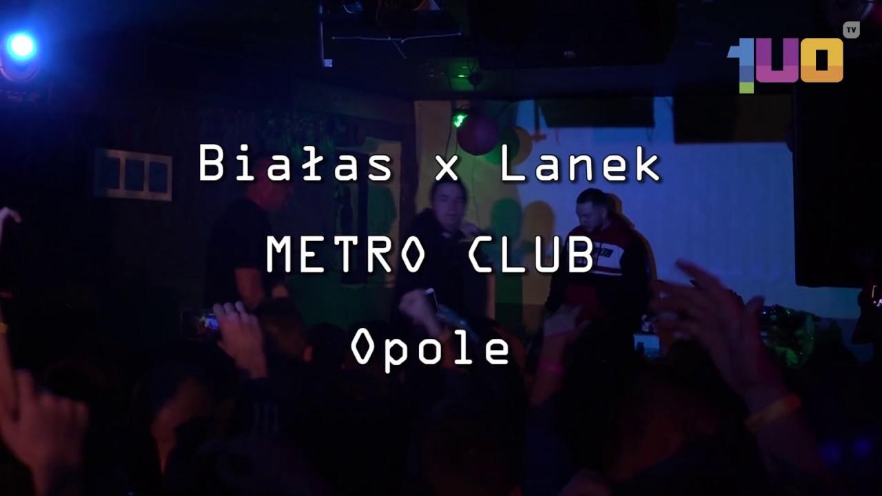 BIAŁAS x LANEK / TOUR DE POLON / OPOLE x METRO CLUB [08.12.2017]