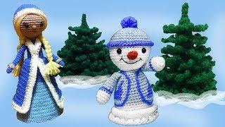 Новорічні   іграшки гачком ❄️  Сувеніри до нового року