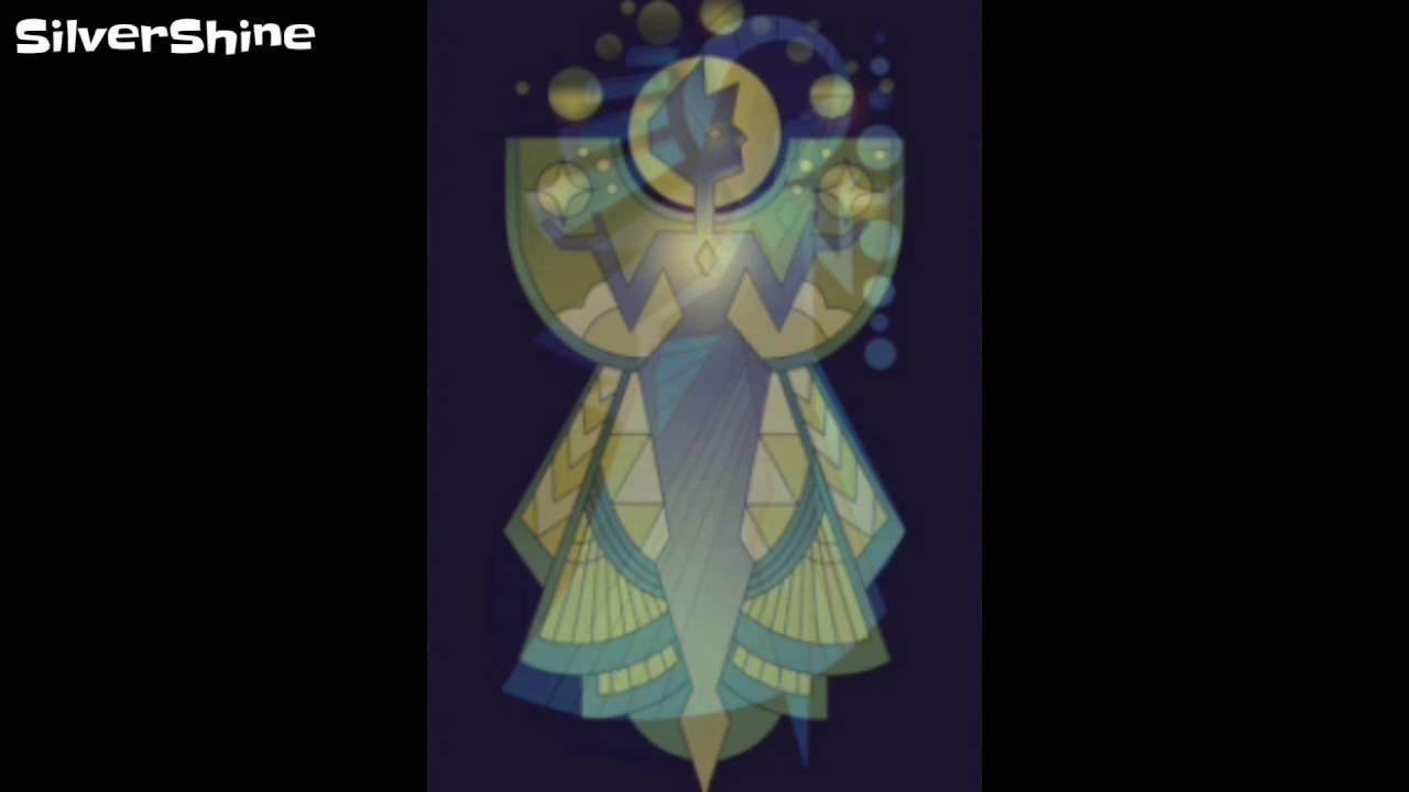 Diamonds mural animation steven universe youtube for Yellow diamond mural
