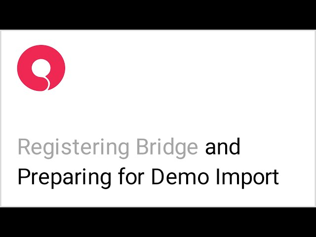 How to Register the Bridge WordPress Theme and Prepare for Demo Import