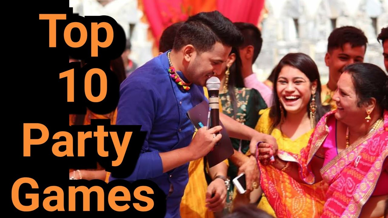 10 Fun Easy Party Games For Adults Best Party Games
