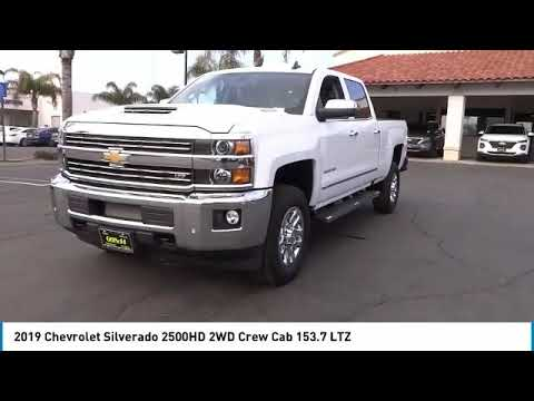 2019 Chevrolet Silverado 2500HD HEMET BEAUMONT MENIFEE PERRIS LAKE ELSINORE MURRIETA C19179