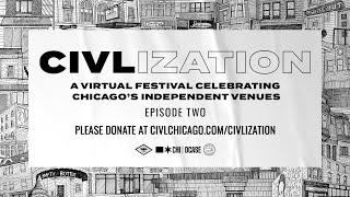 CIVLIZATION Virtual Festival - Episode Two - #beCIVL