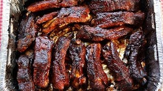 Fall-Off-The-Bone Ribs - Baby Back Bbq Ribs - Oven or Grill