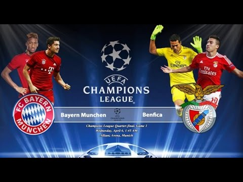 Hinspiel Bayern Benfica
