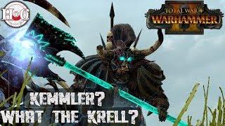 Kemmler? What the Krell? - Total War Warhammer 2 - Online Battle 189