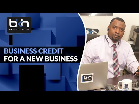 Business Credit for new business...Business tradelines