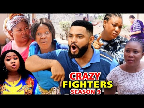 Download CRAZY FIGHTERS SEASON 9 - (Trending Hit Movie) 2021 Latest Nigerian Nollywood Movie Full HD