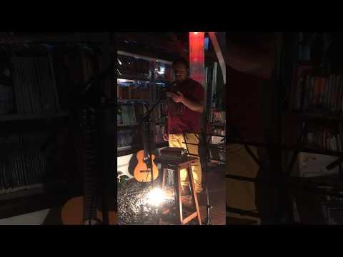 Heinz Prellwitz recitando poesia de Daniela Belmiro