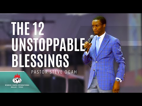 The 12 Unstoppable Blessings