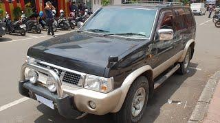In Depth Tour Nissan Terrano Kingsroad K2 [WD21] (2005) - Indonesia