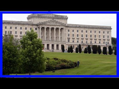 Breaking News | Executive must be restored 'for northern ireland's voice to be heard on brexit'