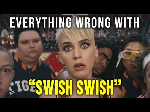 "Everything Wrong With Katy Perry - ""Swish Swish"""