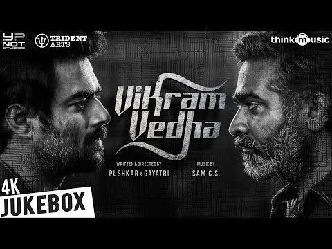 Vikram Vedha Official Full Songs | Ran, Vijay Sethupathi | Sam C.S | Pushkar & Gayatri