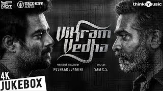 Gambar cover Vikram Vedha Official Full Songs | R.Madhavan, Vijay Sethupathi | Sam C.S | Pushkar & Gayatri