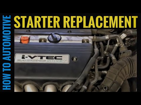 2003-2007 Honda Accord Throttle body cleaning | FunnyCat TV